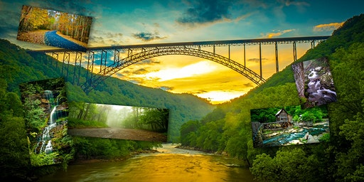 Fall Foliage Weekend in the New River Gorge Area in West Virginia