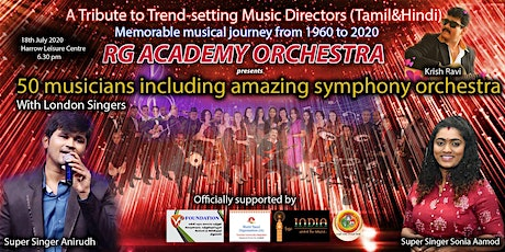 Tribute to trend setting Music Directors tickets