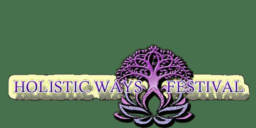Holistic Ways Festival - Edinburgh Corn Exchange-MarcStuartMedium Readings