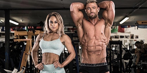 Pro Bodybuilding Seminar & Workout Workshop with Joe & Ashlee
