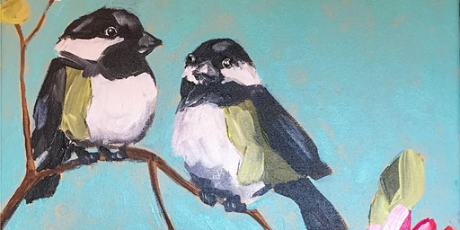 Birds Painting Experience at Oak Shores