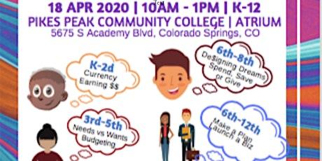 Youth Economic Summit tickets