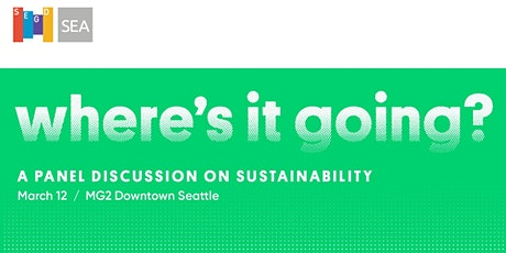 "EGD Sustainability, ""Where's it going?"" tickets"