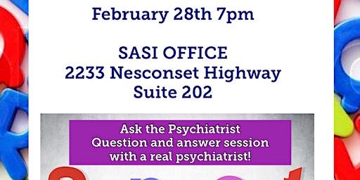 SASI Parent Support Group Meeting