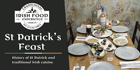 St Patrick's Feast Dublin tickets