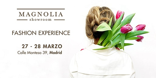 Magnolia Showroom Pop up, Edición de primavera