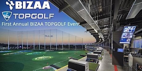 First Annual BIZAA Topgolf Event | NEW DATE tickets