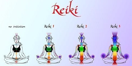 Reiki 3 Training and Certification tickets