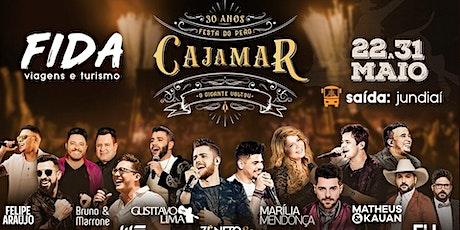 Excursão Rodeio de Cajamar 2020 ingressos