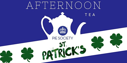 St Patrick's Afternoon Tea