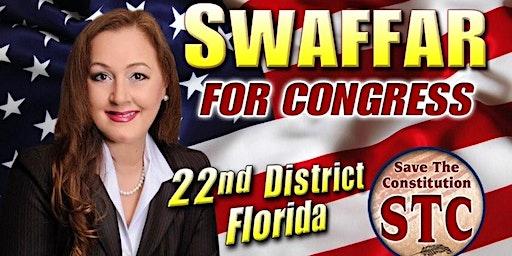 Campaign Fundraiser for Darlene  Swaffar for Congress - April Event