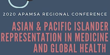 2020 Annual APAMSA Region VI Conference tickets