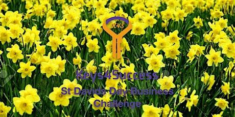 St David's Day Business Challenge Brunch  tickets