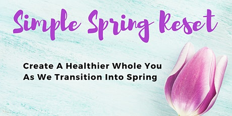 Simple Spring Reset tickets