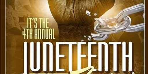4th Annual Juneteenth Freedom Festival