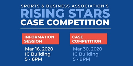 The Rising Stars Competition + Networking tickets