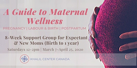 8-Week Support Group for New Moms and Moms-To-Be! tickets