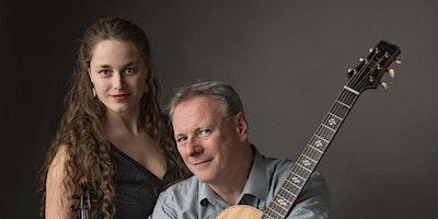 Tony McManus and Julia Toaspern in Concert
