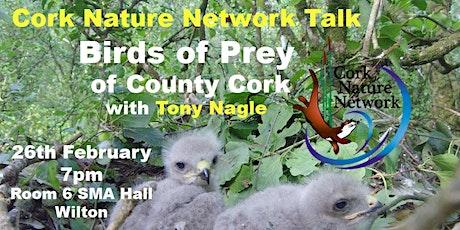 CNN Talk - Birds of Prey of County Cork tickets