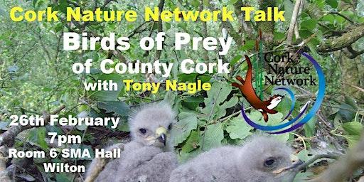 CNN Talk - Birds of Prey of County Cork