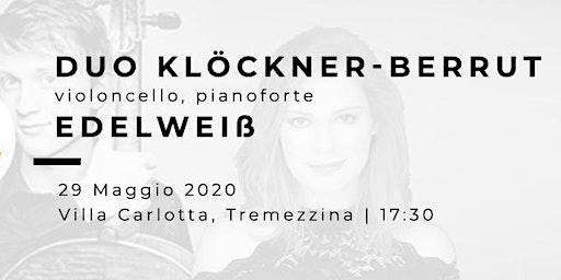 EDELWEIß - Benedict Klöckner (violoncello) Beatrice Berrut (piano)