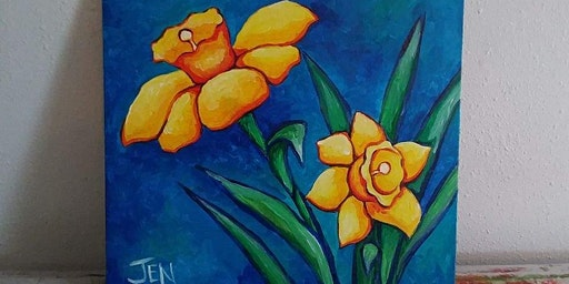 A Host of Golden Daffodils - Fundraiser for Wythe Refuge and Mercy Women's Shelter
