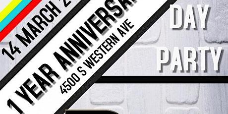 RUN N TELL APPAREL 1 Year Anniversary!! tickets