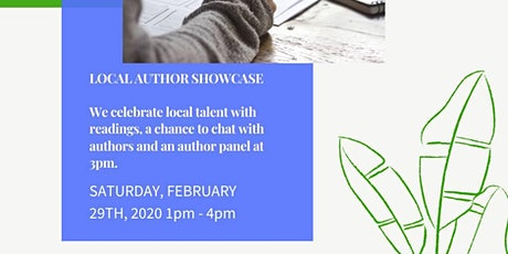 NGPL Local Author Showcase tickets