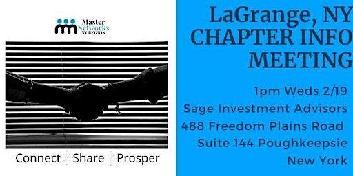 LaGrange Networking Info Meeting 2/19/20