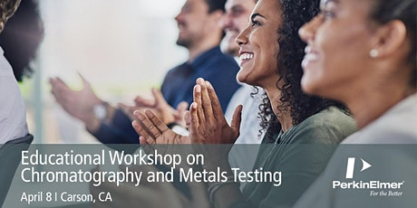 Chromatography and Inorganic Education Workshops - Carson, CA tickets