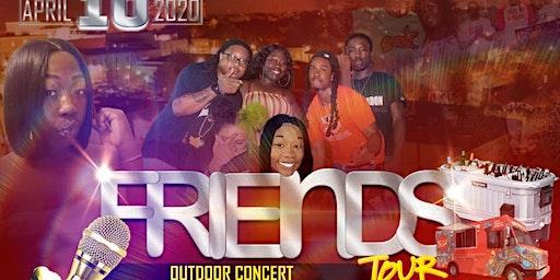 Dajon Tee Presents: The FRIENDS Tour