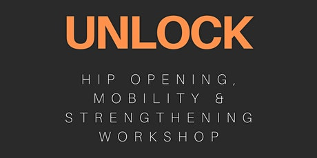 Unlock: Hips Workshop w/ Alex Kaufmann & Minnar Martínez tickets