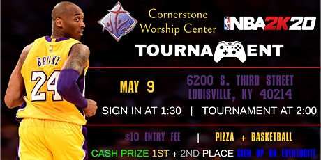 5th Annual CWC 2K Tournament tickets