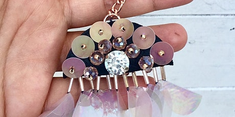 (Norbury, London) Workshop: Hand embellish a unique keyring for your keys tickets