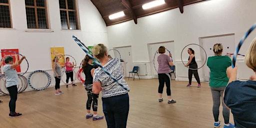 Hula Fitness Workshop!