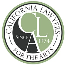 CALIFORNIA LAWYERS FOR THE ARTS logo