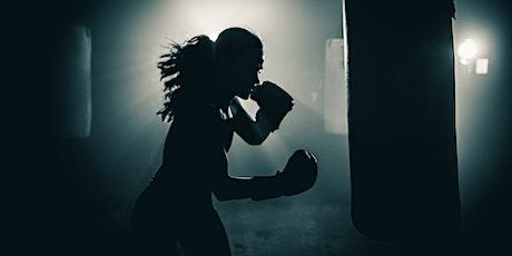 Kostenloses Fitnessboxen Probetraining (Montags & Mittwochs) Tickets