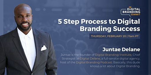 5 Step Process to Digital Branding Success - Phoenix