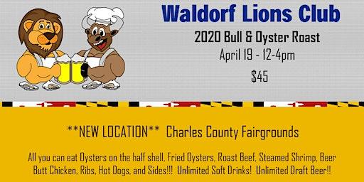 Waldorf Lions Club Bull & Oyster Roast