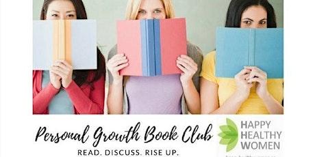Personal Growth Bookclub - Kitchener tickets