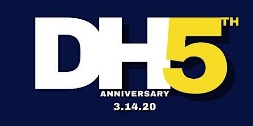 Dream House Studios 5th Anniversary