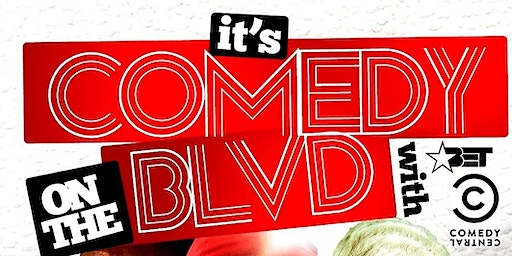 Comedy on the Boulevard