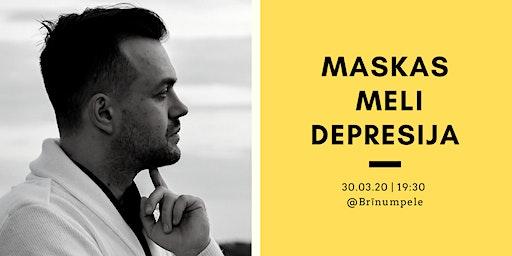 Maskas Meli Depresija