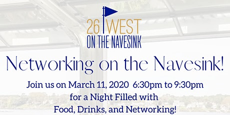 Networking on the Navesink tickets
