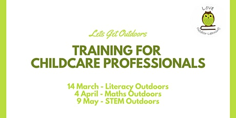 Outdoor STEM for Teachers and Childcare Professionals tickets