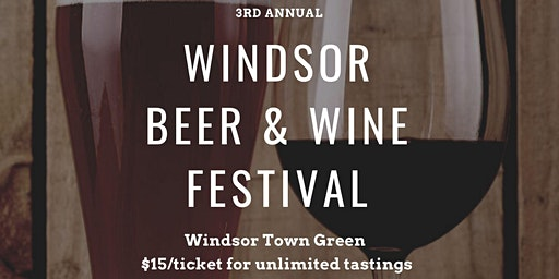 Windsor Green Beer & Wine Festival 2020