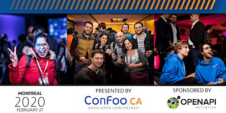 ConFoo 2020 Community Cocktail tickets