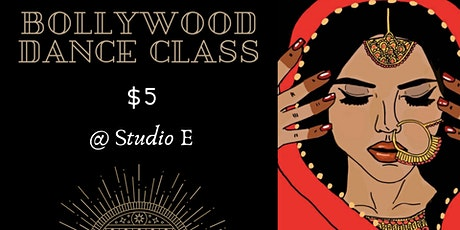 Bollywood Dance Class tickets