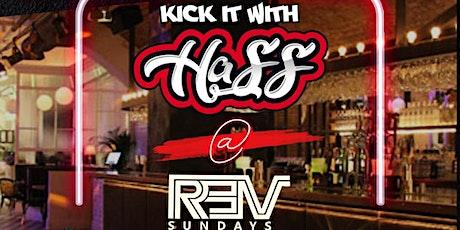 Rev Sundays  tickets