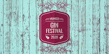 Munich GIN Festival 2020 Tickets